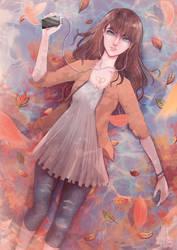 Fallen Leaves by sapphire22crown