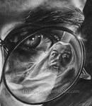 Harry Potter Eye Close Up
