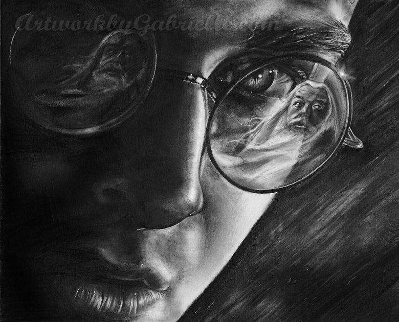 Harry Potter by GabrielleBrickey
