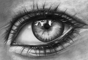 Caught my Eye by GabrielleBrickey