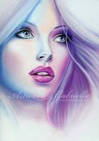 Angel by GabrielleBrickey