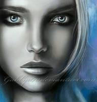 Ocean Blue by GabrielleBrickey