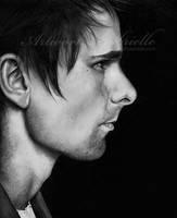 Matt Bellamy by GabrielleBrickey