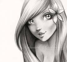 Ariel by GabrielleBrickey