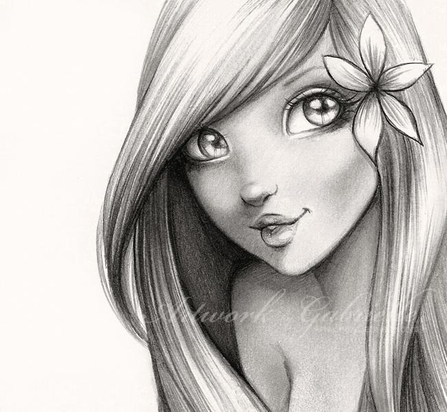 Original drawings for sale by gabbyd70 on deviantart