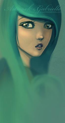 Emerald by gabbyd70