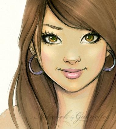 Sketchbook Drawing by gabbyd70