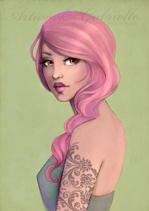 Pink by gabbyd70