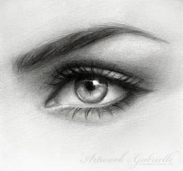 .Eye Drawing.