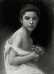 Bouguereau Study by GabrielleBrickey