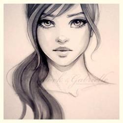 ArtworkbyGabrielle Instagram by GabrielleBrickey