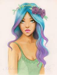 .:May Flowers by GabrielleBrickey