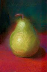 Pastel Pear