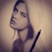Drawing WIP by GabrielleBrickey