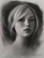 Charcoal by GabrielleBrickey