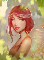 Fairy by GabrielleBrickey