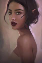 Elf by GabrielleBrickey