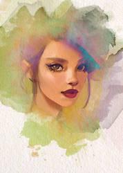Olive by GabrielleBrickey