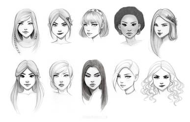 Character Drawing Class