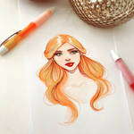 Sketch :) by GabrielleBrickey