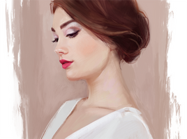 IPad Painting by GabrielleBrickey