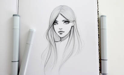 Copic Sketch