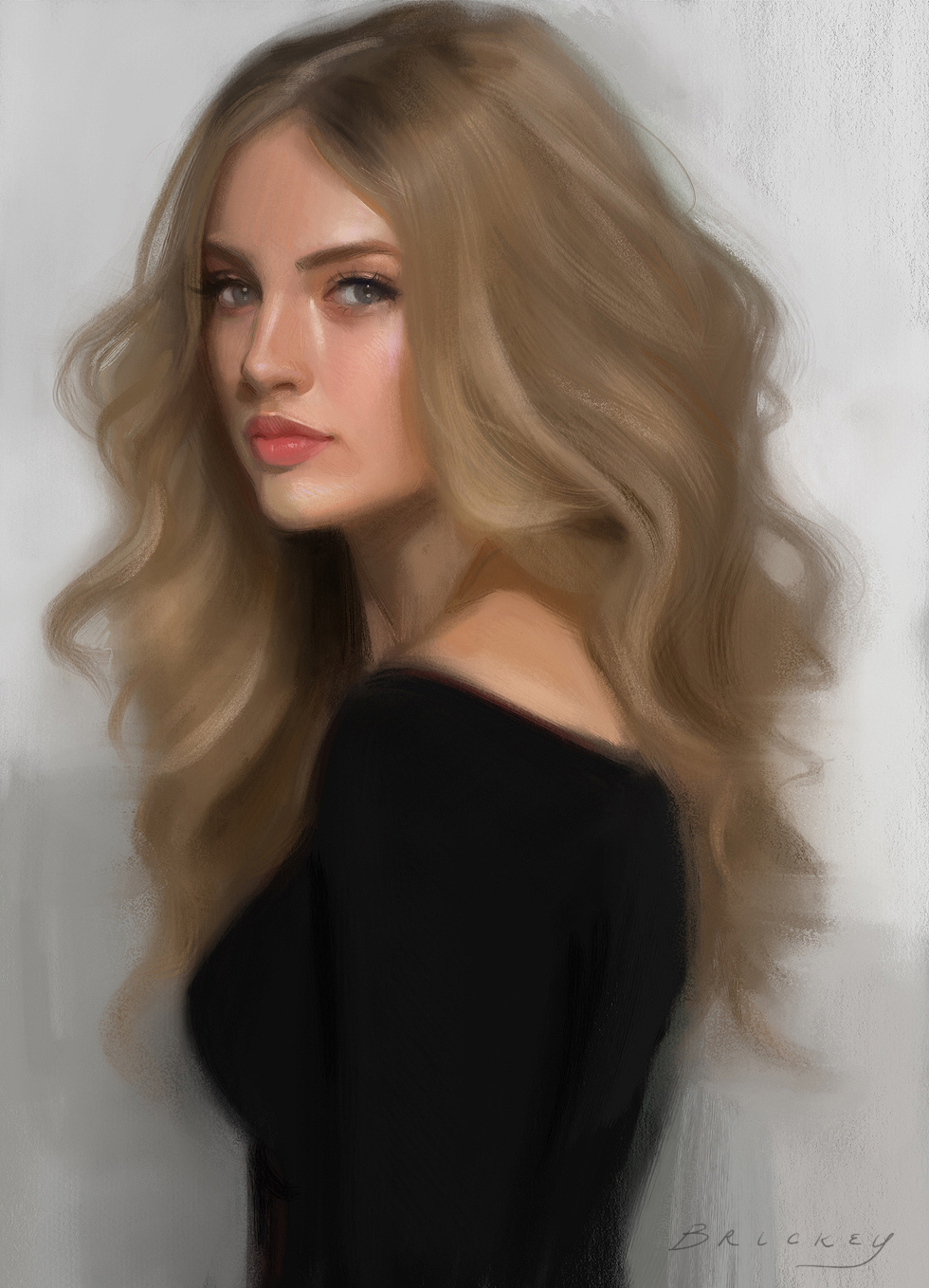 Painting in Procreate