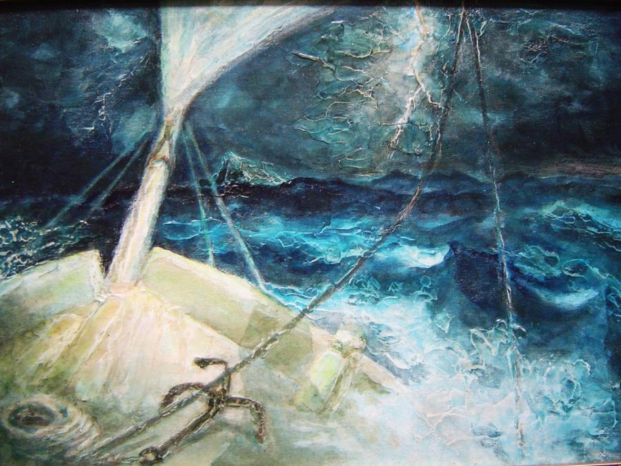 Storm and fash,2010 by Baykusha