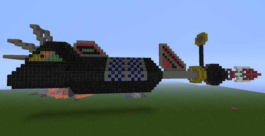 Porter 39 s x2 ray gun minecraft by androidhell6655 on deviantart for Porte and minecraft