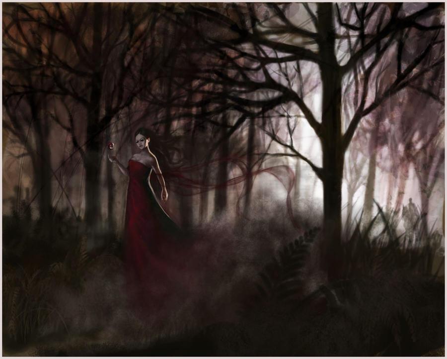 Endless dream... by katea