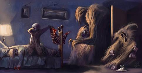 Nightmares by katea