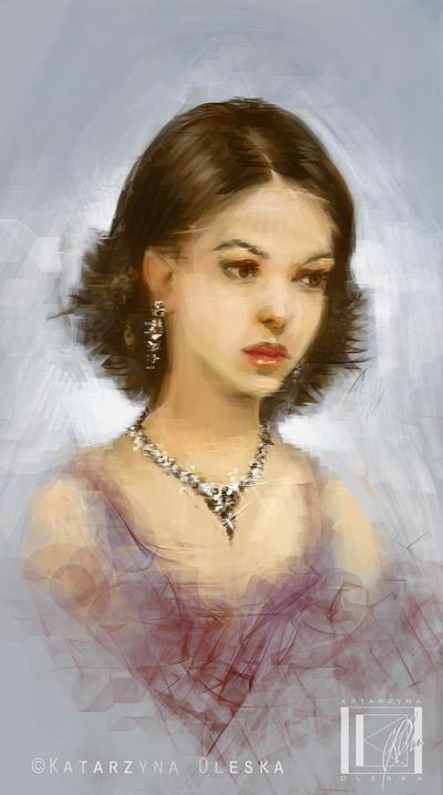 Sketch by katea