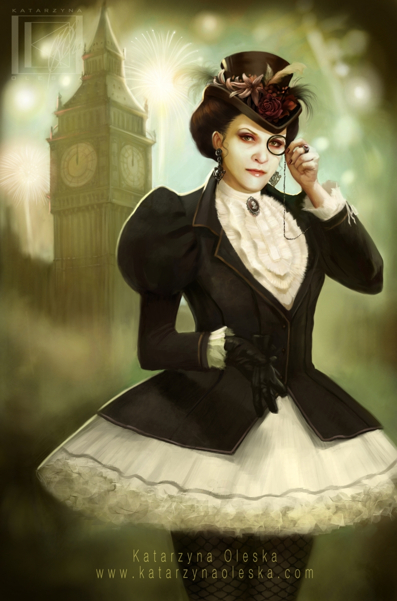 London, really? by katea