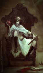The Revenge of Snow White by katea