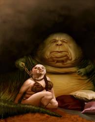 Jabba by katea