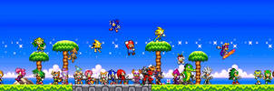 Sonic Clash - The Heroes
