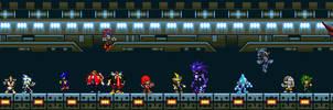 Sonic Clash - The Villains
