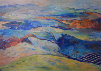 Hills by Silmarilian