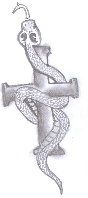 Snake Tattoo Design By 007 art On DeviantArt