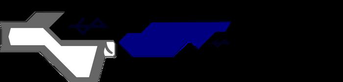 FlyingFox Sniper Rifle - NXV Guns - Valleyfall by EagleP