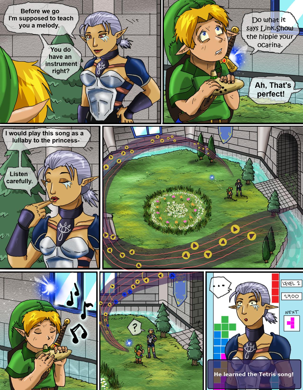 Legend of Zelda fan fic pg47 by girldirtbiker