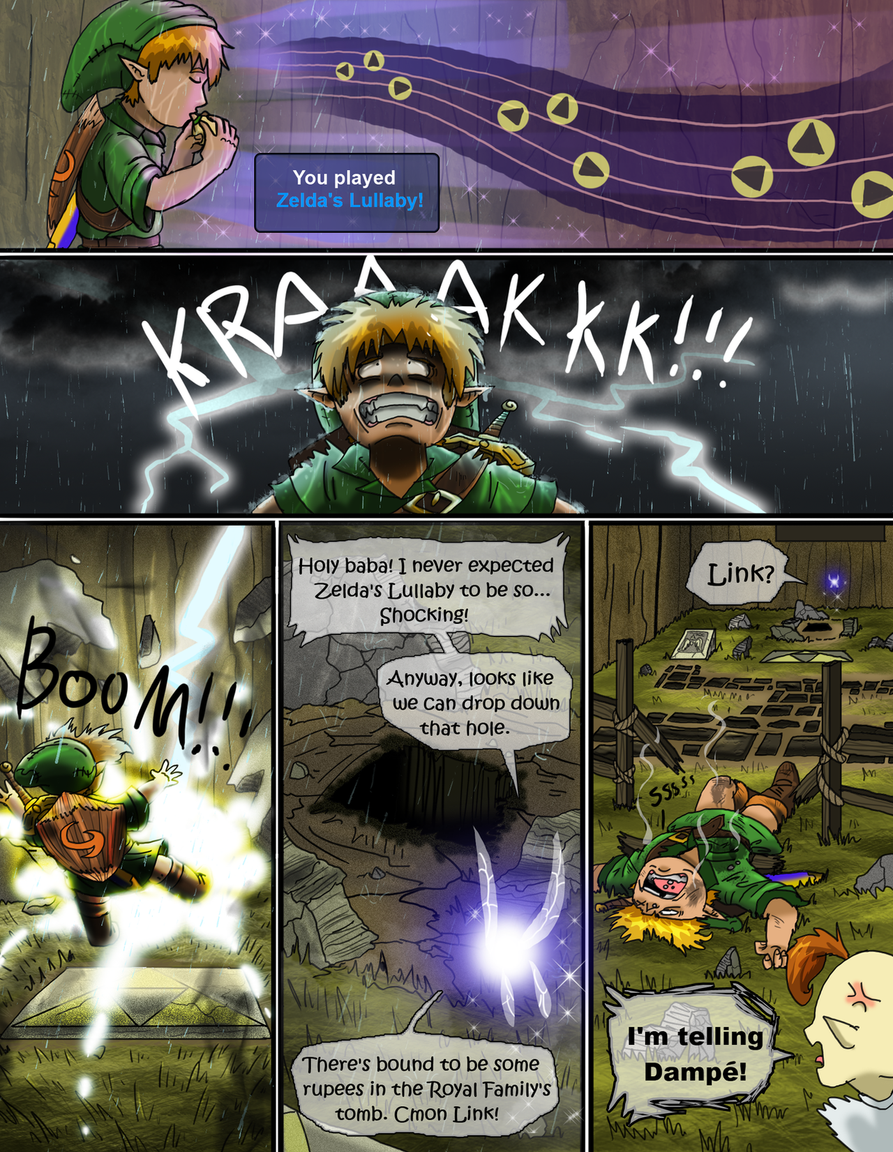 Legend of Zelda fan fic pg52 by girldirtbiker