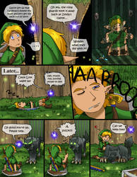 Legend of Zelda fan fic pg60 by girldirtbiker