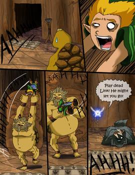 Legend of Zelda fan fic pg64