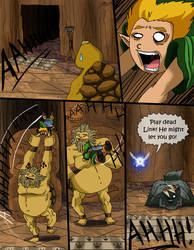 Legend of Zelda fan fic pg64 by girldirtbiker