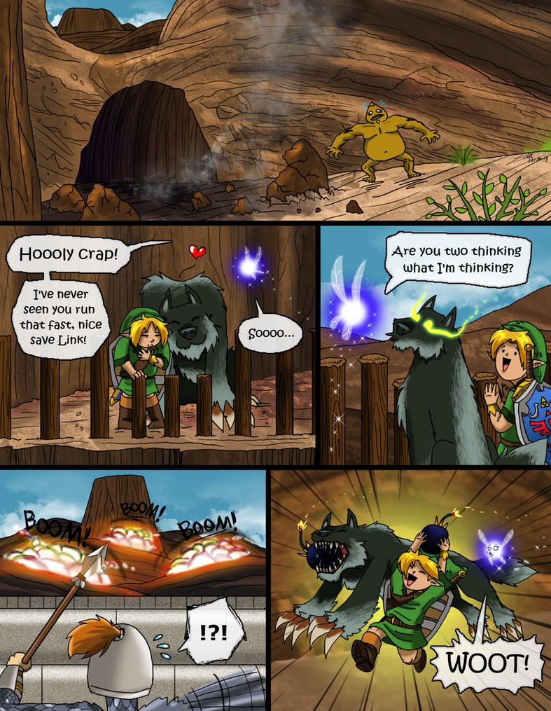 Legend of Zelda fan fic pg67 by girldirtbiker