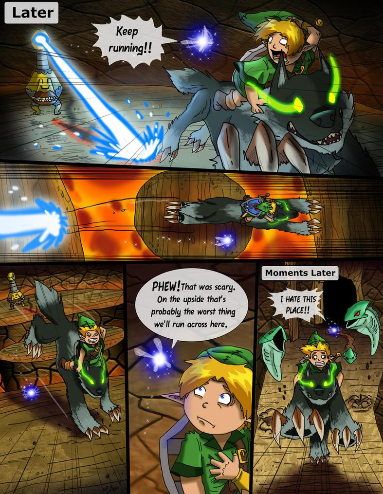 Legend of Zelda fan fic pg69 by girldirtbiker