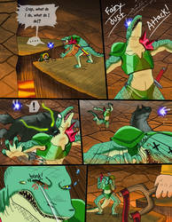 Legend of Zelda fan fic pg71 by girldirtbiker