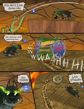 Legend of Zelda fan fic pg75