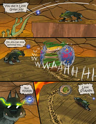 Legend of Zelda fan fic pg75 by girldirtbiker